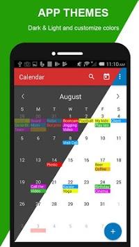 Calendar Scheduler Agenda Planner pc screenshot 2