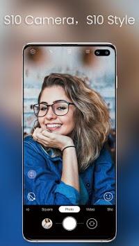 One S10 Camera - Galaxy S10 camera style pc screenshot 1