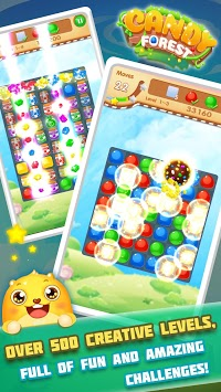 Candy Forest pc screenshot 2