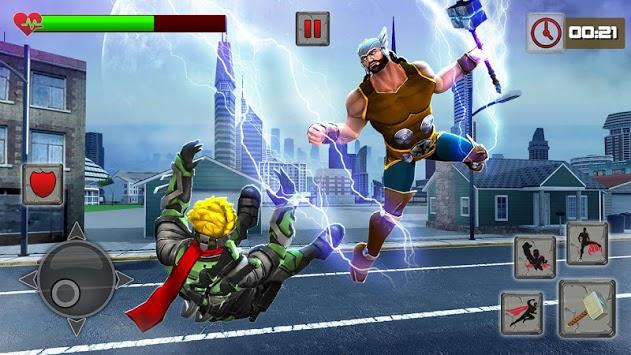 Hammer Superhero Rescue Mission 2019 pc screenshot 1