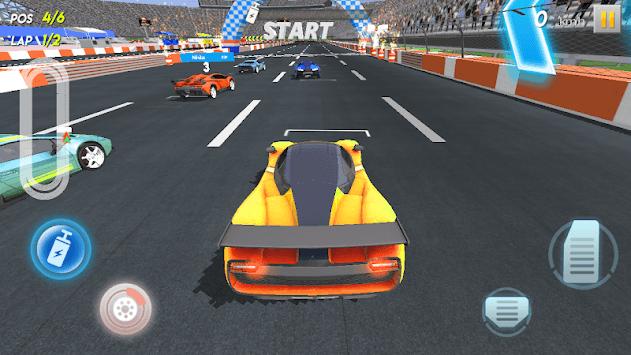 Amazing Car Racing 2019 pc screenshot 2