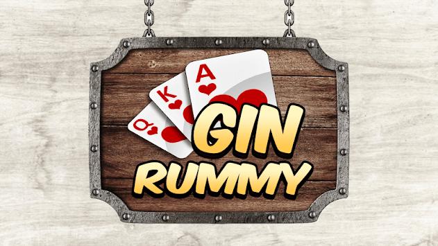 Ginrummy pc screenshot 1