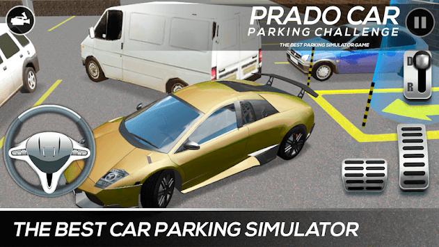 Prado Car Parking Challenge pc screenshot 1