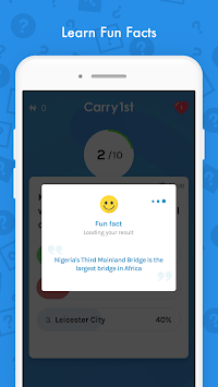 Carry1st: Live Trivia Game pc screenshot 2