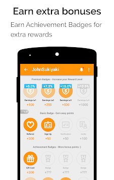 cashKarma Rewards & Gift Cards pc screenshot 1
