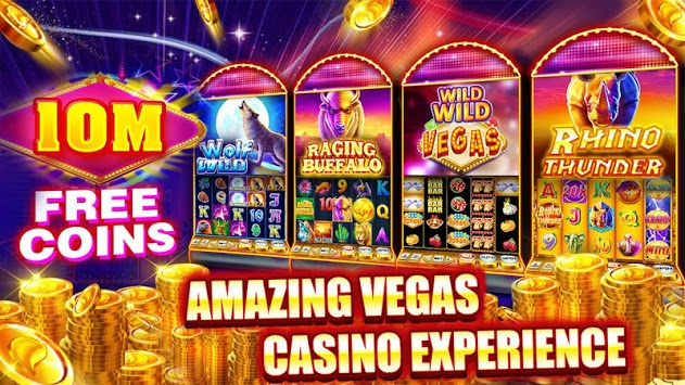 Vegas Party Slots--Double Fun Free Casino Machines pc screenshot 1