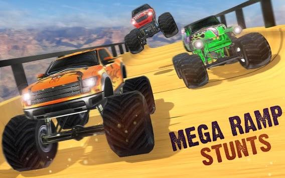 Mega Ramp Stunts Free pc screenshot 2