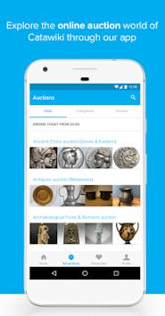 Catawiki Online Auctions pc screenshot 1