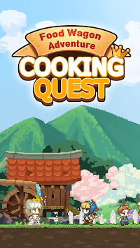 Cooking Quest : Food Wagon Adventure pc screenshot 1