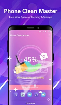 Phone Clean Master - 📲 Cleaner, Cooler & Booster pc screenshot 1