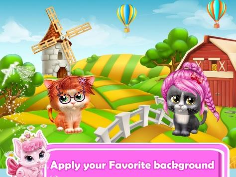 Pet Kitty Hair Salon Hairstyle Makeover pc screenshot 2