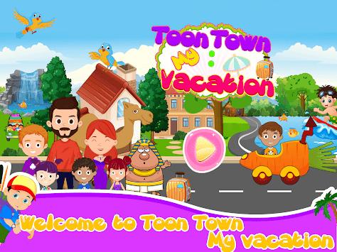 Toon Town: Vacation pc screenshot 1