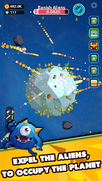 Planet Overlord pc screenshot 1