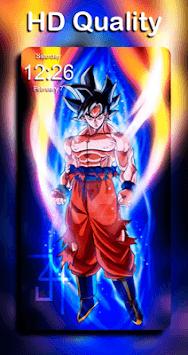 Goku - Ultra Instinct Wallpapers HD pc screenshot 2