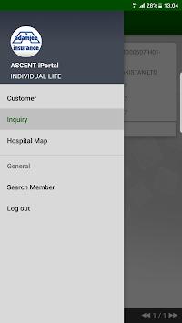 Adamjee Health Insurance pc screenshot 1
