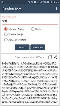 Text Repeater pc screenshot 1