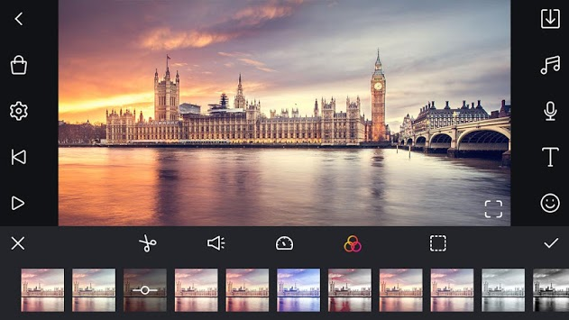 Film Maker Pro - free movie editor for imovie pc screenshot 2