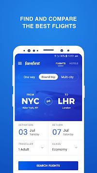 Cheap Flights - FareFirst pc screenshot 1