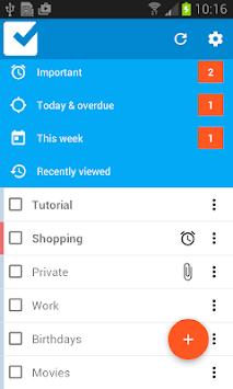 Checklist pc screenshot 1