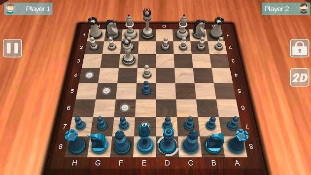 Chess Master 3D Free PC screenshot 1