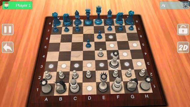 Chess Master 3D Free PC screenshot 2
