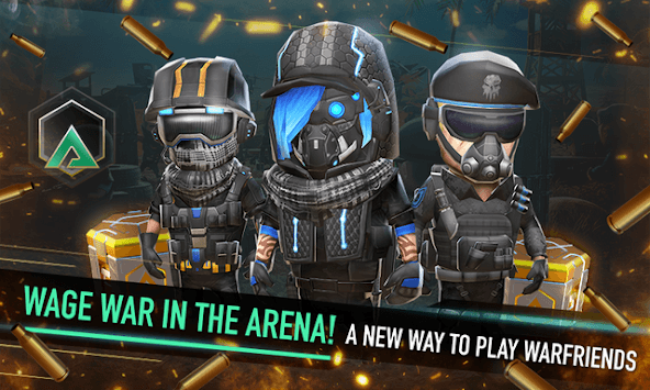 WarFriends: PvP Shooter Game pc screenshot 1