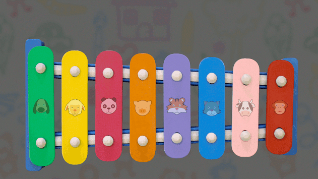 Kids Xylophone pc screenshot 1