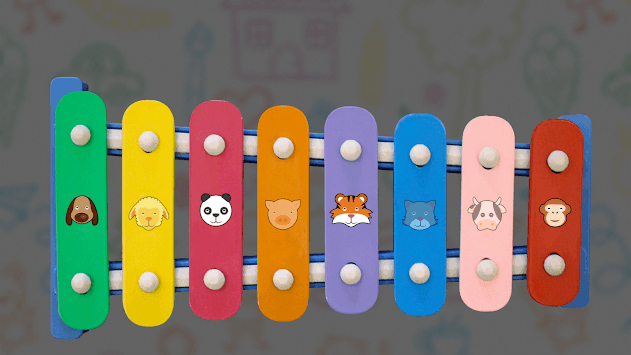 Kids Xylophone pc screenshot 2