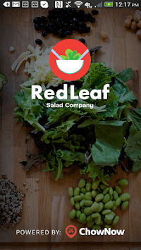 Red Leaf Salad Company pc screenshot 1