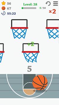 Basketball shooter challenge pc screenshot 2
