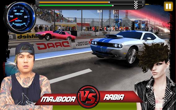 Fast cars Drag Racing game pc screenshot 1