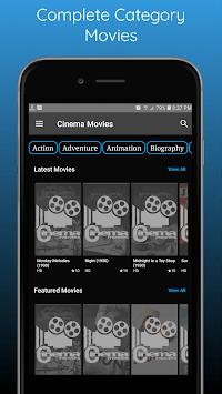 Cinema Movies - Free Movies 2018 pc screenshot 1