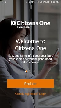 Citizens One Home Loans pc screenshot 1