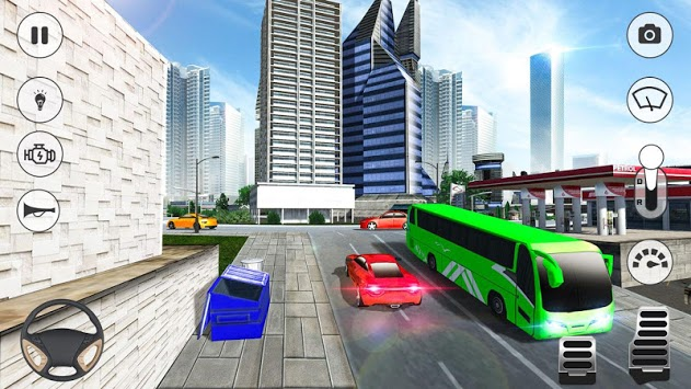 City Coach Bus Simulator 2019 pc screenshot 1