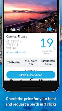 Navily - The Social Cruising Guide pc screenshot 1