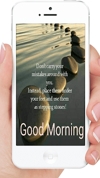 Inspiring Good Morning Wishes And Greetings pc screenshot 2