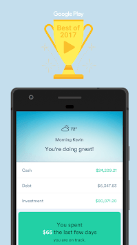Clarity Money - Budget Planner pc screenshot 1