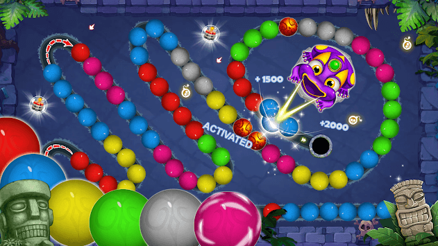 Marble Quest pc screenshot 1