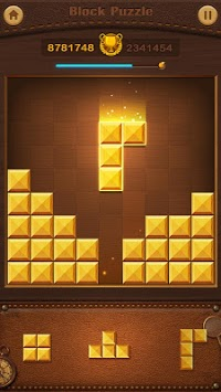 Wood Block Puzzle pc screenshot 1