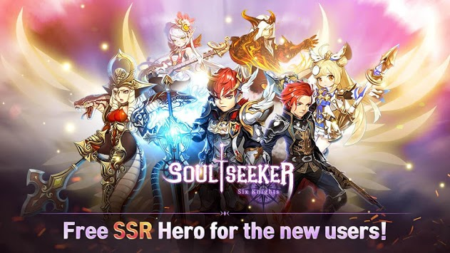 Soul Seeker: Six Knights – Strategy Action RPG pc screenshot 1