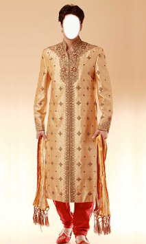Designer Sherwani pc screenshot 1