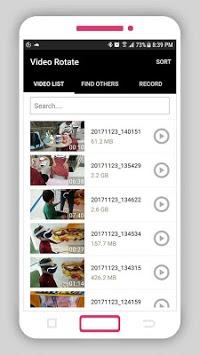 Smart Video Rotate and Flip - Rotator and flipper pc screenshot 1