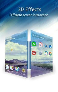 C Launcher: Themes, Wallpapers, DIY, Smart, Clean pc screenshot 2