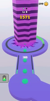 Color Stack - Best Ball Shooting Game pc screenshot 1