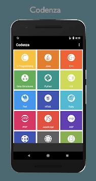 Codenza pc screenshot 1