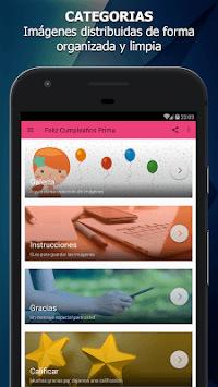 Feliz Cumpleaños Prima - Imagenes de cumple gratis pc screenshot 2