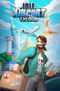 Idle Airport Tycoon - Tourism Empire pc screenshot 1