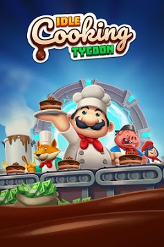 Idle Cooking Tycoon - Tap Chef pc screenshot 1