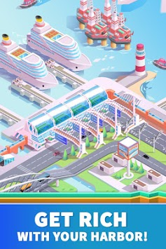 Idle Harbor Tycoon - Incremental Clicker Game pc screenshot 2