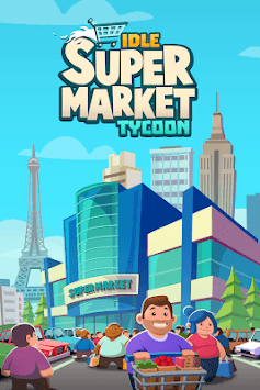 Idle Supermarket Tycoon - Tiny Shop Game pc screenshot 1